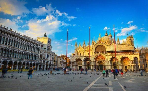 Que ver venecia basilica san marcos