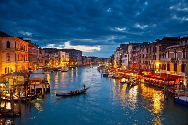 Que ver venecia gran canal