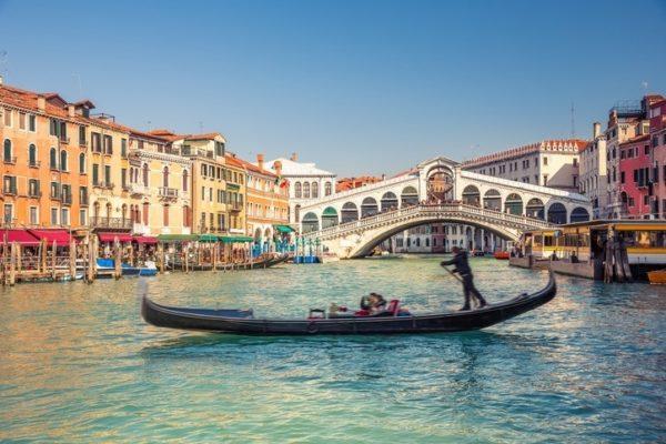 Que ver venecia puente rialto