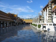 Bangkok: salud gratuita para turistas