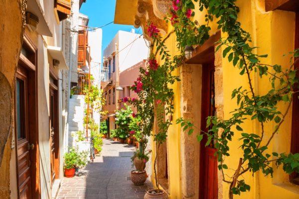 Creta que ver chania