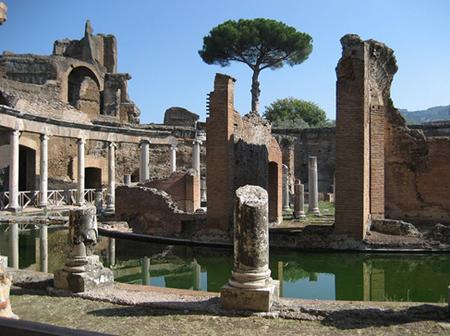 villa adriana italia