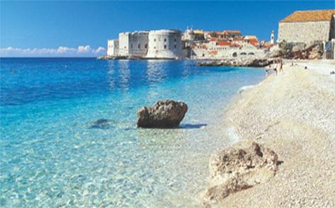 Dubrovnik-hrvatska-plaza-banje