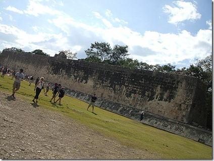 pelota maya muro