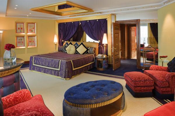 Hoteles de 7 estrellas y los hoteles m s lujosos del mundo for Precio habitacion hotel
