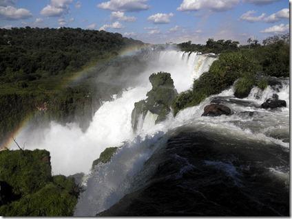 Las Cataratas del Iguazú, Maravilla del Mundo