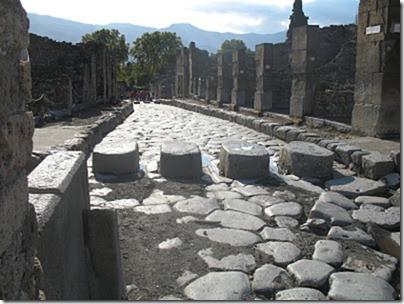 pompeya calle