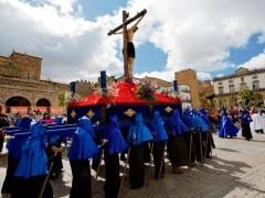 Semana Santa en Cáceres 2015