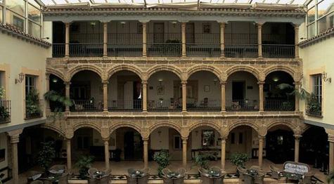 palacio_velada_ Ávila en dos días