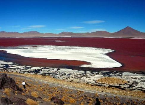 Paisajes de Bolivia