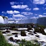 Iguazú, en Argentina y Brasil