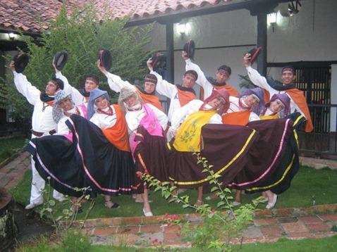 Baile Tipico Ecuatoriano
