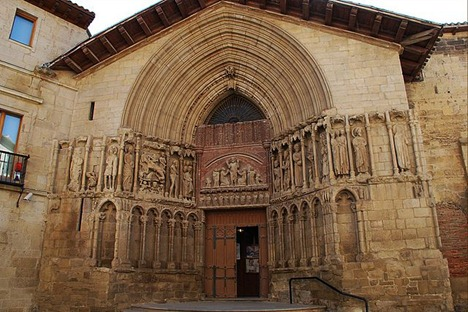 6Iglesia_de_San_Bartolomé_-_Logroño