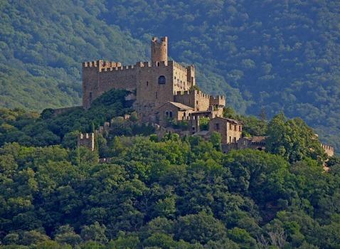 Ruta Castillos de Cataluña