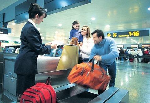 Qué hacer si te pierden la maleta en el avión