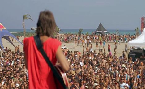 Arenal Sound | Playa Arenal Burriana