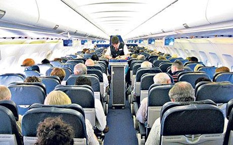 Las peores compañías aéreas para viajar