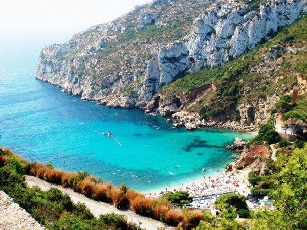 Playas Nudistas Cantabria Mapa.Las Mejores Playas Nudistas De Espana 2019 Locuraviajes Com