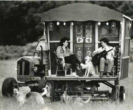 caravanas historia