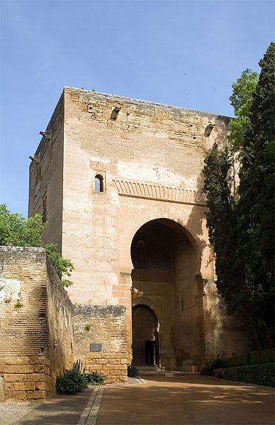 puerta de la justicia alhambra