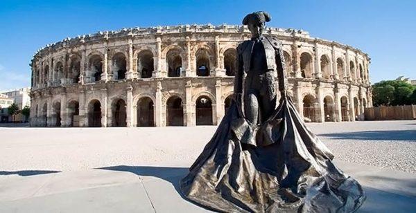 turismo-en-francia-Toulouse - Nîmes - Montpellier
