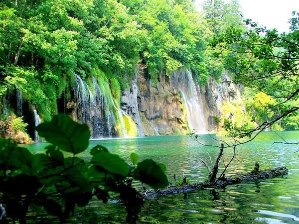 El Parque Nacional de Plitvice en Croacia: un paraíso de lagos, cascadas y bosques