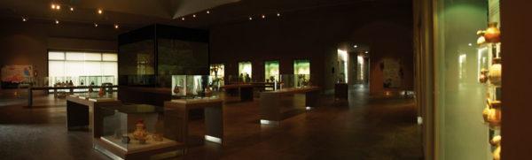 sala museo huacas de moche