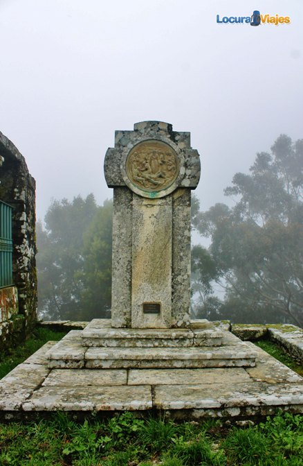 cruz monte santa tecla