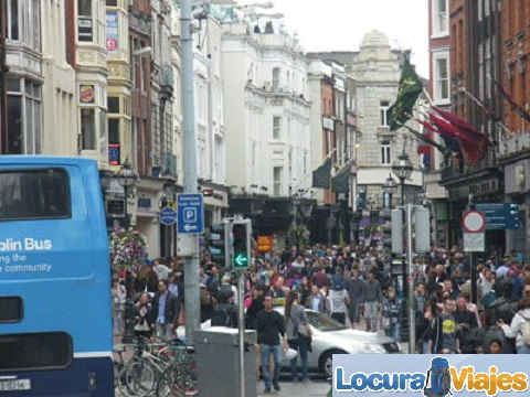 Las-calles-de-Dublín