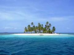 Las islas de San Blas (Panamá)