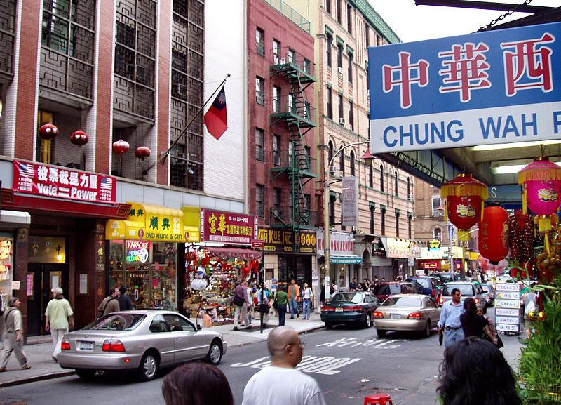 Chinatown-manhattan