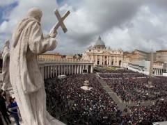 Semana Santa en Roma 2015