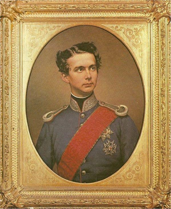 König_Ludwig_II_in_bayrischer_Generalsuniform