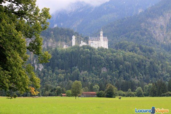 castillo-walt-disney