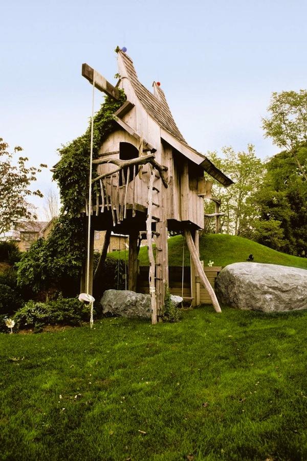 12 increibles casas en los arboles de todo