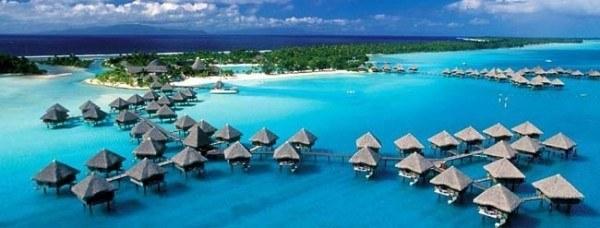 Bora Bora, un paraíso en la Polinesia Francesa