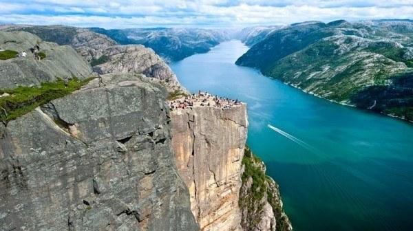 Vuelos desde España a los Fiordos noruegos desde 55 euros