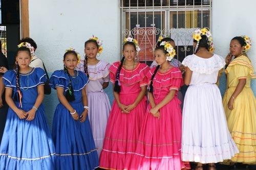 Trajes típicos de Ecuador