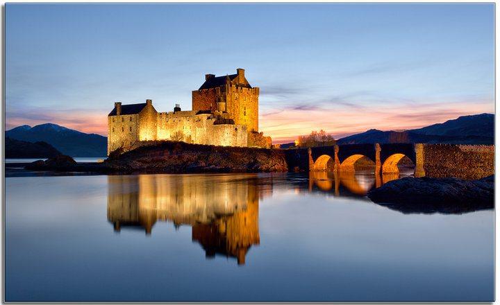 castillo-eilean-donan