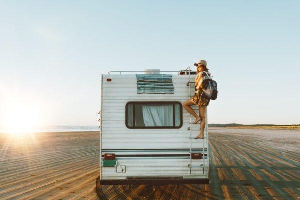 Como hacer un viaje en caravana