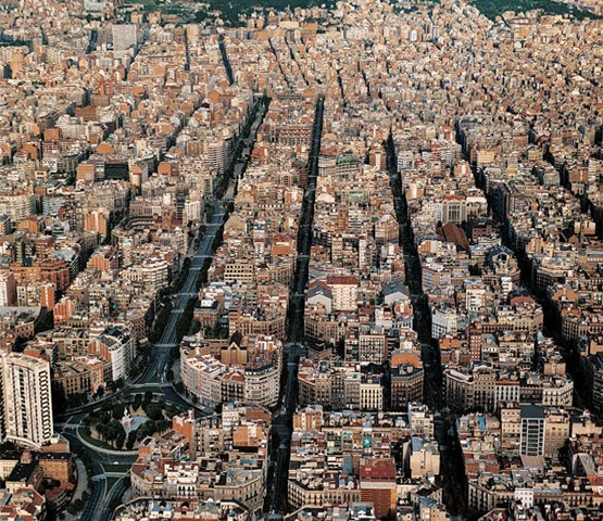Distancia entre ciudades de España