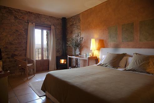 hoteles-con-encanto-comunidad-valenciana-hotel-el-jardin-vertical-habitacion