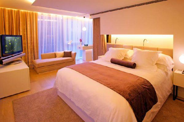 Hoteles con encanto en espa a for Hoteles diseno espana