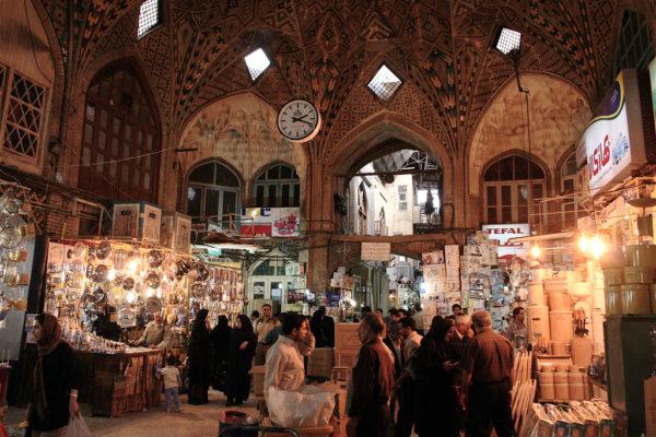 cultura-persa-bazar-teheran