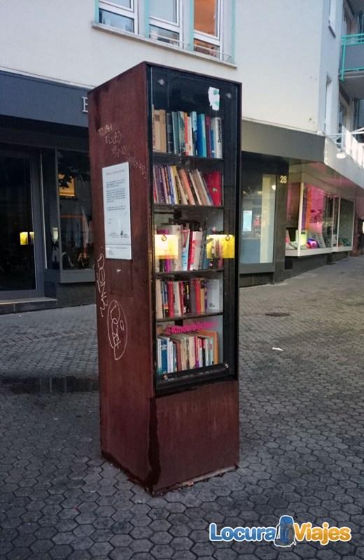 frankfurt biblioteca