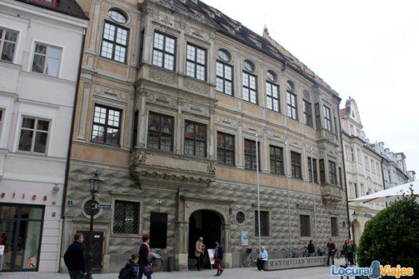 maximilliam museum augsburg