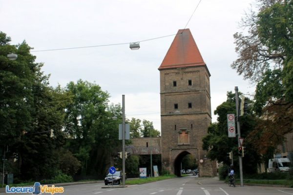 muralla augsburgo