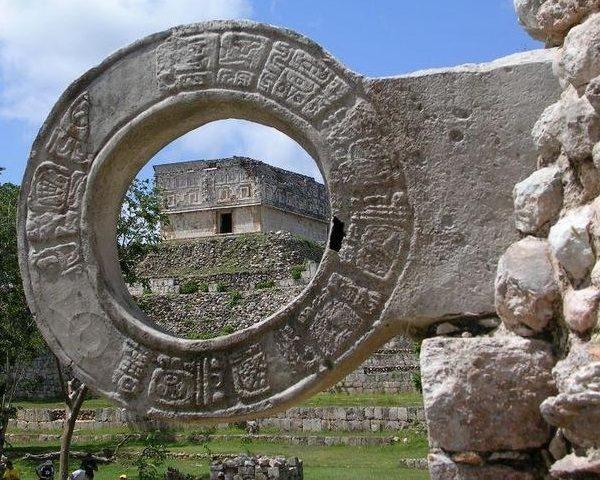 pelota maya
