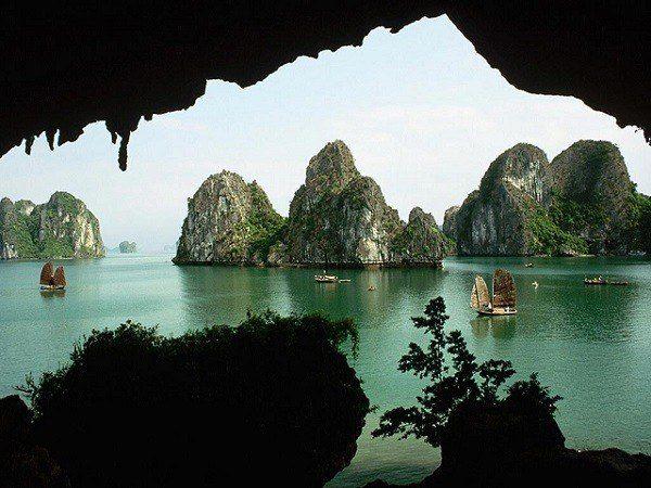 bahía de Ha Long vietnam