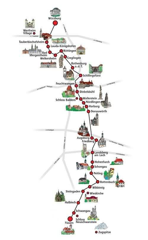 ruta-romantica-alemania